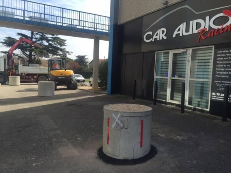 Terrassement à Salon de Provence - MAUREL TP vous propose ses services pour tous vos travaux de terrassement et assainissement, Bouches-du-Rhône